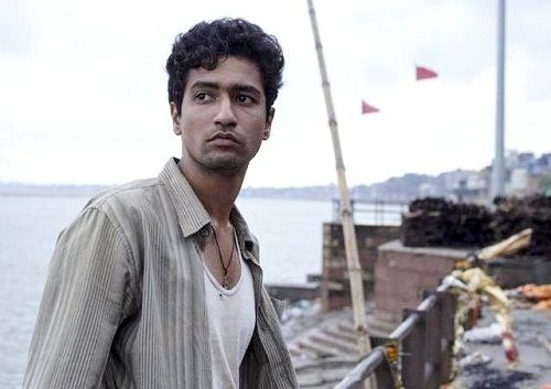 Vicky Kaushal in his debut film Masaan.